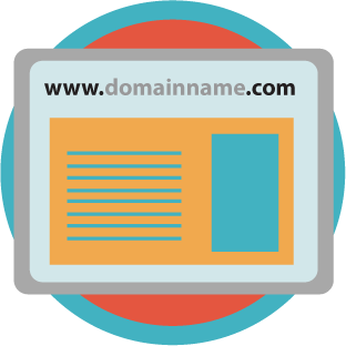 icon for domain name integtration